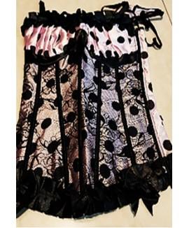 Black Mesh Underwear XXL